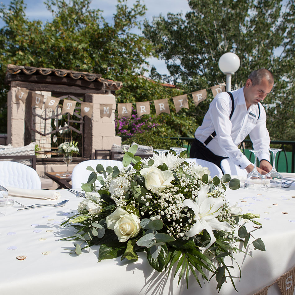Wedding - Reception & Decoration